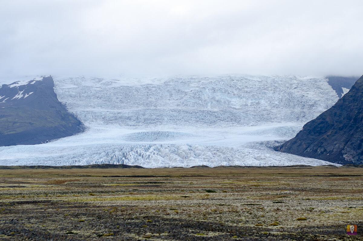 Breiðamerkurjökull lodowiec islandzki