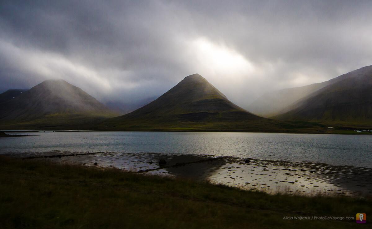Westfjords Islandia