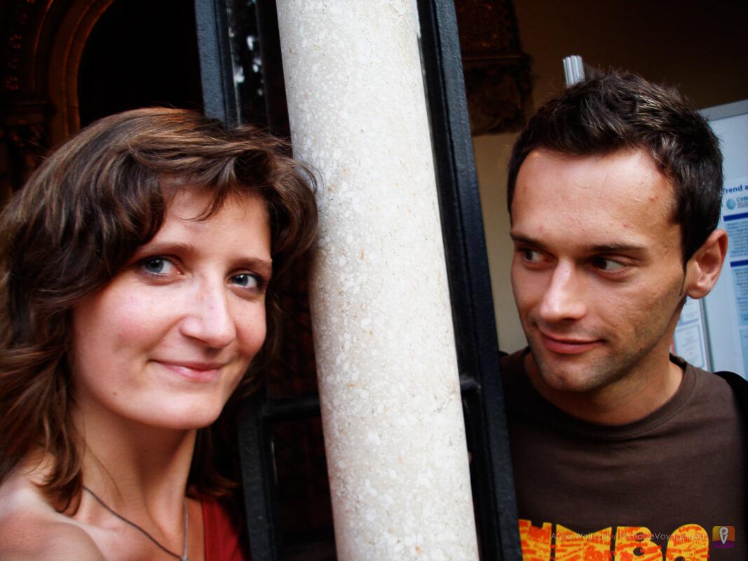 Marcin i ja