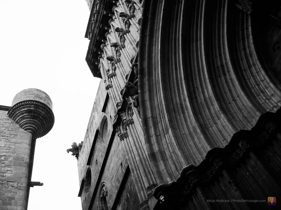 Gotycka dzielnica Barcelony