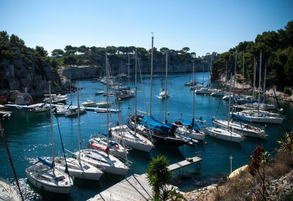Les Calanques Port-Miou