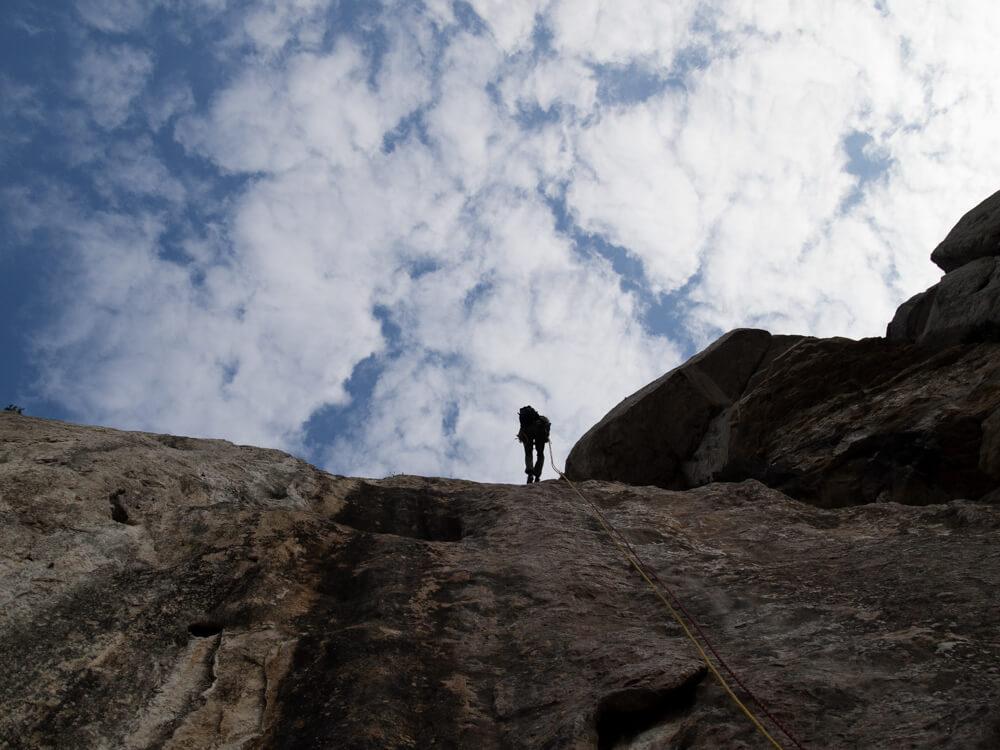 Les Calanques climbing