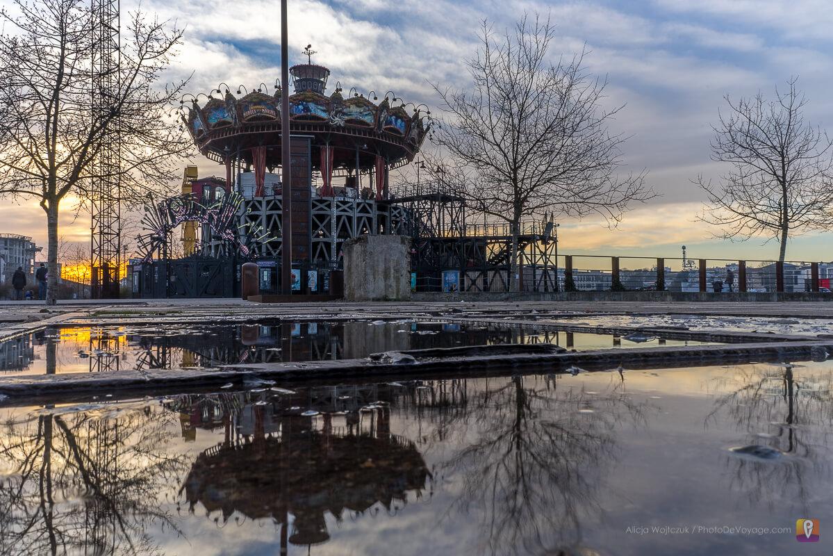 Karuzela Podwodne Światy Nantes