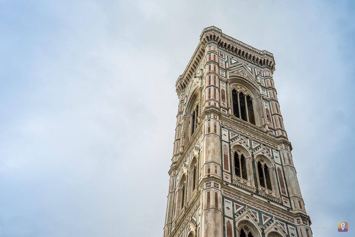 Détail du Campanile de Giotto