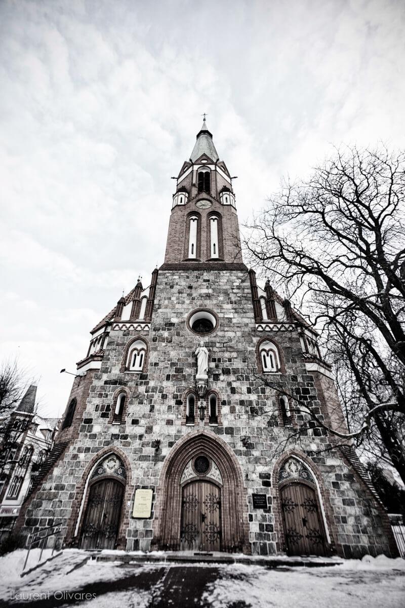 Eglise Saint Georges de Sopot
