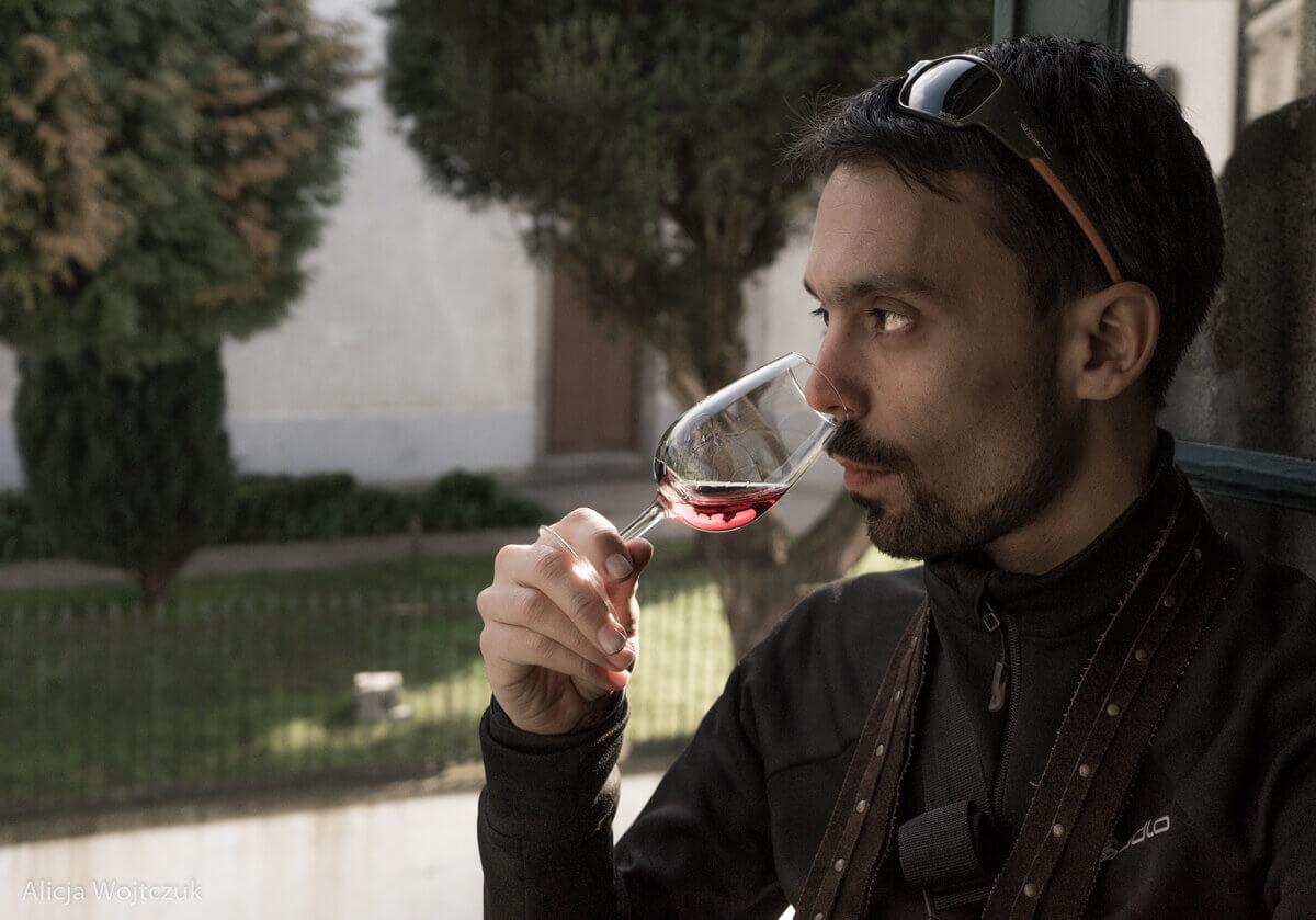 Smakowanie wina w Porto