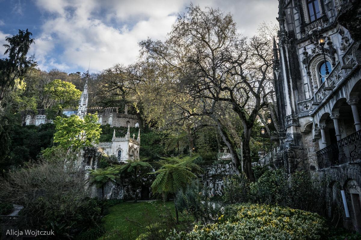 Ogrody Quinta da Regaleira